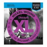 D`addario EXL120 BT Balanced Tension 009/040