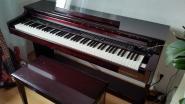 Kurzweil Digitalpiano - Mark 12 incl Klavierbank, gebraucht