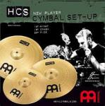 "Meinl HCS Cymbal Set 14""HiHat,16""Crash"