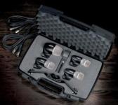 Shure - Performance Gear Drum Mic Kit PGDMK4
