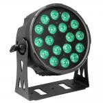 Cameo CLPFLAT Pro Can 18, extrem lichtstark, kompakt