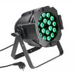 Cameo Studio PAR 64 CAN - 18 x 8W QUAD Colour LED RGBW PAR, schwarz