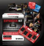 Yamaha - Expansion 1024 Mb incl 2 Softwarepaketen