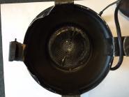 PAR 64 - Strahlergehäuse schwarz, defekt