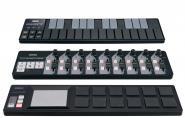 Korg USB Controller - Nano Kontrol, schwarz
