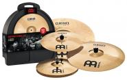 "Meinl Becken - CC - Beckenset 14/16/20 plus 18"" Medium Crash"