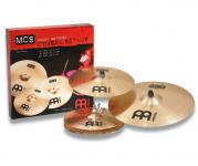 Meinl Becken - MCS FX - Beckenset 14/16/20 plus 10 Splash & 14 Crash