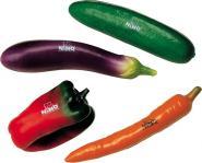 Nino Handpercussion - Gemüseset