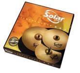 Sabian Becken - Solar - Beckenset 14/16/20