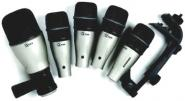 Samson - Drum-Mikrofonset 5 Kit