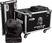 Showtec 2x Explorer 250 Basic Set incl Case & Brenner (Vorführteile)