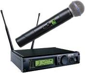Shure Funkstrecke - ULX P4 / Q2 UHF Funkset