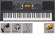 Yamaha Keyboard - PSR E 343 - Bundle 1
