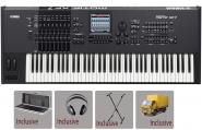 Yamaha Synthesizer - Motif XF7 - Bundle