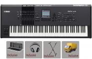 Yamaha Synthesizer - Motif XF8 - Bundle