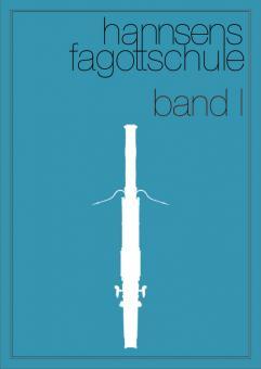Hannsens Fagottschule  Band 1