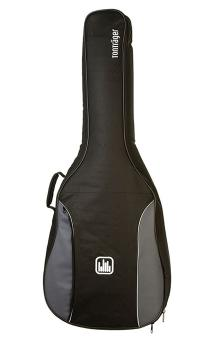 Tasche Konzertgitarre - Tonträger - Classic 4/4 schwarz/grau