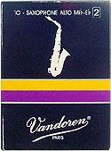 Vandoren Altsaxofonblätter 3.0 - Blau