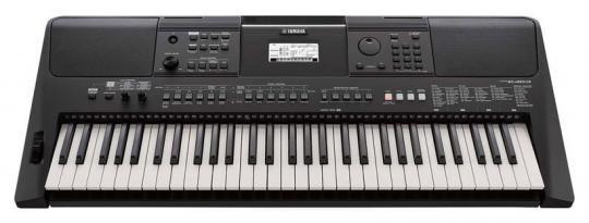 Yamaha Keyboard - PSR E 463