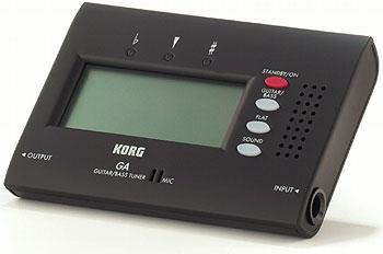 Stimmgerät - Korg GA40