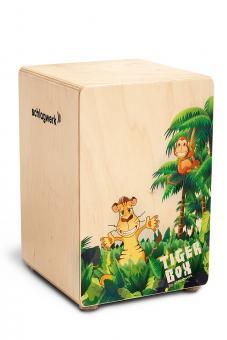 Schlagwerk Kids Cajon - Tiger Box