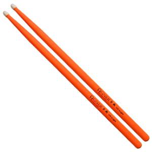 Agner Drumsticks - UV-Light 7A orange