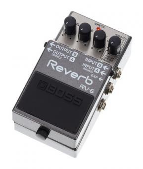 Boss - Digital Reverb RV 6