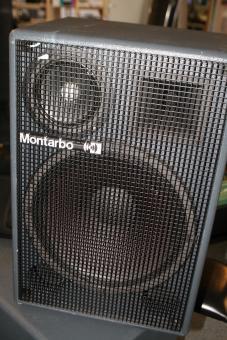 Montarbo Aktiv Fullrangebox - 415 A, gebraucht