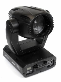 Involight Moving Head - MH 580 W - gebr. (Paarpreis incl  Case)