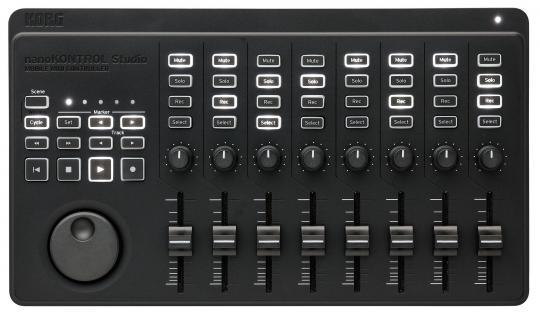 Korg USB Controller - Nano Kontrol, Studio