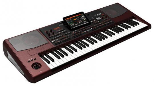 Korg Keyboard - PA 1000, incl Tasche