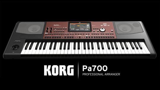 Korg Keyboard - PA 700