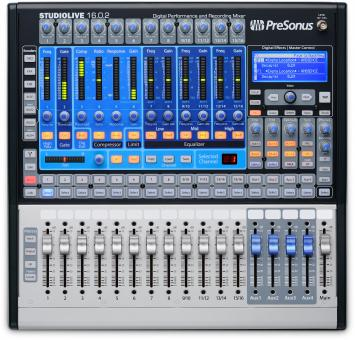 PreSonus Digitalmixer StudioLive 16.0.2