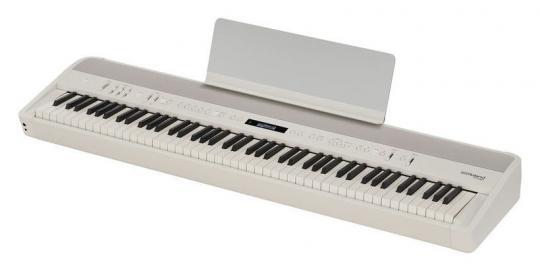 Roland Digitalpiano - FP 90, weiss