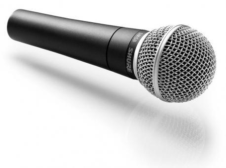 Shure Mikrofon - SM 58 LCE
