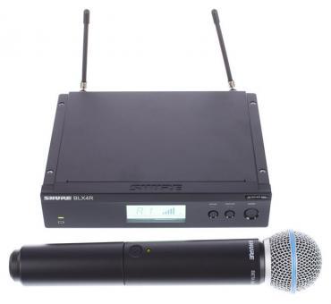 Shure Funkmikrofon - BLX24RE/SM58 S8