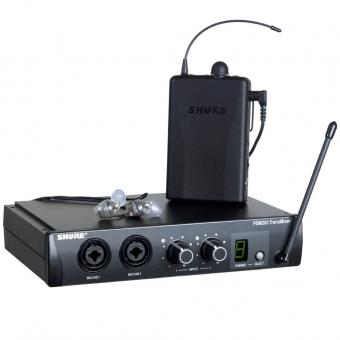 Shure In Ear - PSM 200 Set Q3