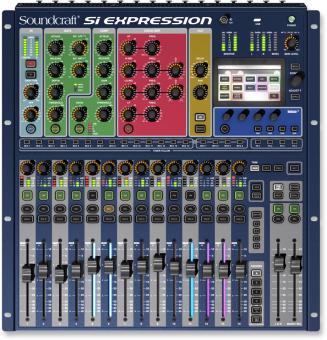 Soundcraft Digitalmischpult - SI 16 Expression