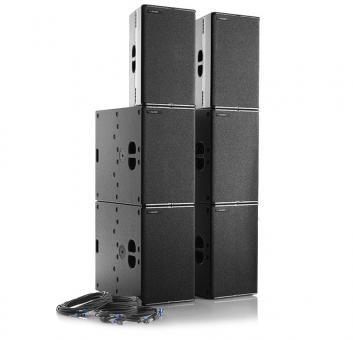 Vermietung Lautsprecher - TW Audio Sys One