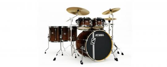 """Tama Schlagzeug  - Imperialstar 5tlg mit 22""""  HS 5, blau"""