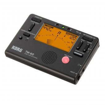 Stimmgerät - Metronom Korg TM 60, schwarz