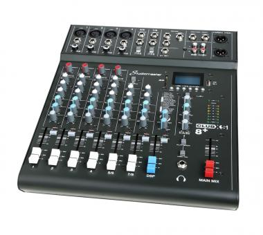 Studiomaster Mischpult - Club XS8