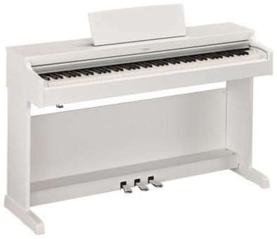 Yamaha Digitalpiano - Arius YDP 164 weiss