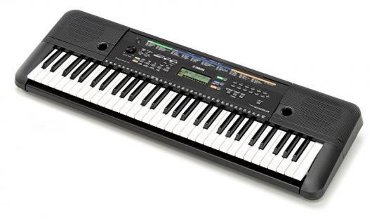 Yamaha Keyboard - PSR E 263