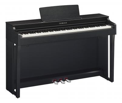 Yamaha Digitalpiano - CLP 625 Bk - schwarz matt