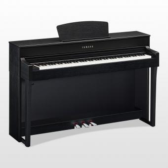 Yamaha Digitalpiano - CLP 635 BK - schwarz matt