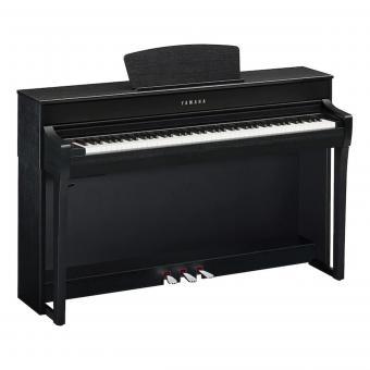 Yamaha Digitalpiano - CLP 735 BK - schwarz matt