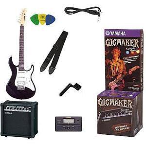 Yamaha E-Gitarre - Pac121 GP II Gigmaker Set