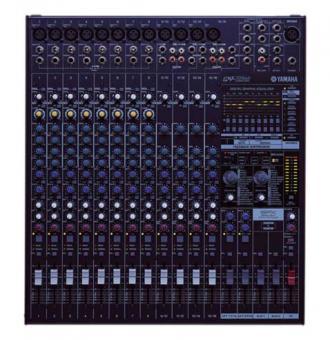Yamaha Powermischer - EMX 5016 CF