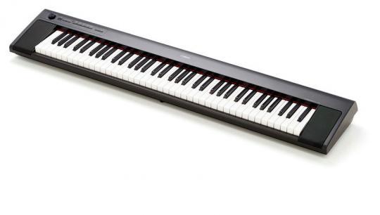 Yamaha Digitalpiano - Piaggero NP 32, schwarz